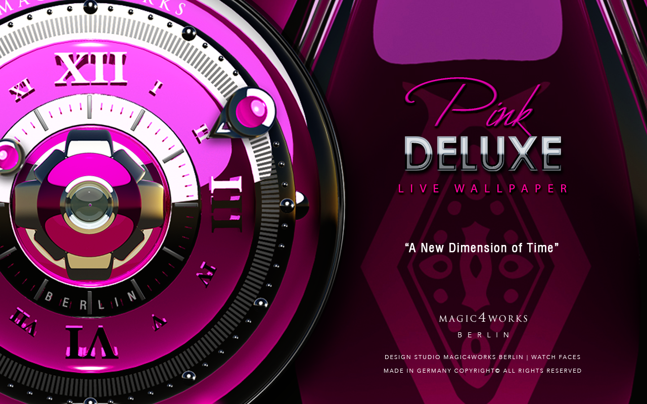 Deluxe Clock Bundle LWP Screenshot 8