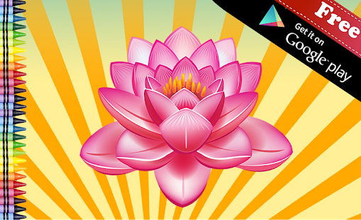Game Adult Coloring Book Flowers APK for Windows Phone  Android