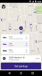 Lyft - Taxi App Alternative