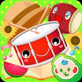 Download リズムえほん 赤ちゃんのアプリ知育音楽リズム遊びゲーム 無料 APK to PC