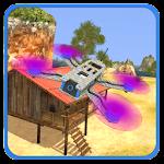 Amazing Drones - Free Flight Simulator Game 3D Icon