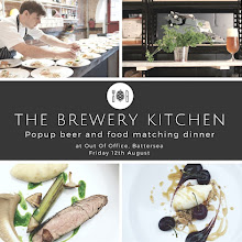 The Brewery Kitchen - popup beer dinner