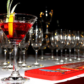 by Sushant Ojha - Food & Drink Alcohol & Drinks