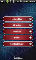 Screenshot of Sports Radio 810 WHB