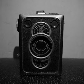 ZEISS IKON BOX TENGOR 56/2 by Renanta  Putra - Artistic Objects Antiques ( old camera, novice, camera, zeiss ikon, artistic objects, antique )