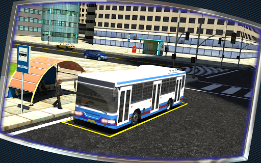 Bus Driver 3D screenshot 6