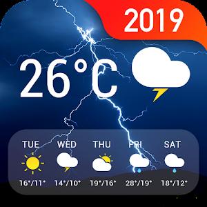 Weather Forecast App & Radar Widget For PC / Windows 7/8/10 / Mac – Free Download