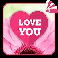 Love You Xperia Theme on PC / Windows 7.8.10 & MAC