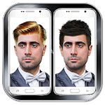 Haircuts For Men Photo Montage 3.0 Apk