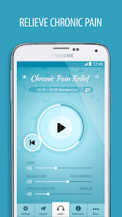 Pain Relief Hypnosis Free screenshot for Android
