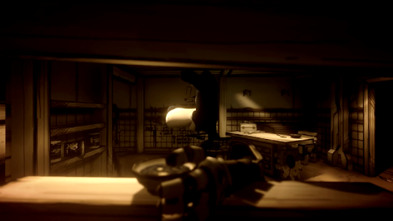 bendy &  Ending the inker machine for pc