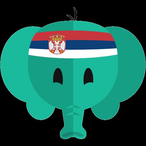 Android aplikacija Nauči jednostavno srpski