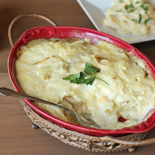 Cheesy Scalloped Potatoes