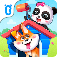 Baby Panda' s House Cleaning For PC