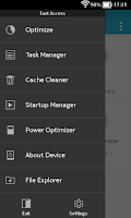 Screenshot of ES Task Manager(Task Killer)