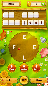 Word Farm - Growing With Words APK screenshot thumbnail 5