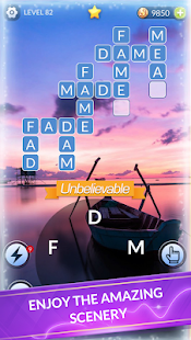 Word Slide - Free Word Find & Crossword Games for pc