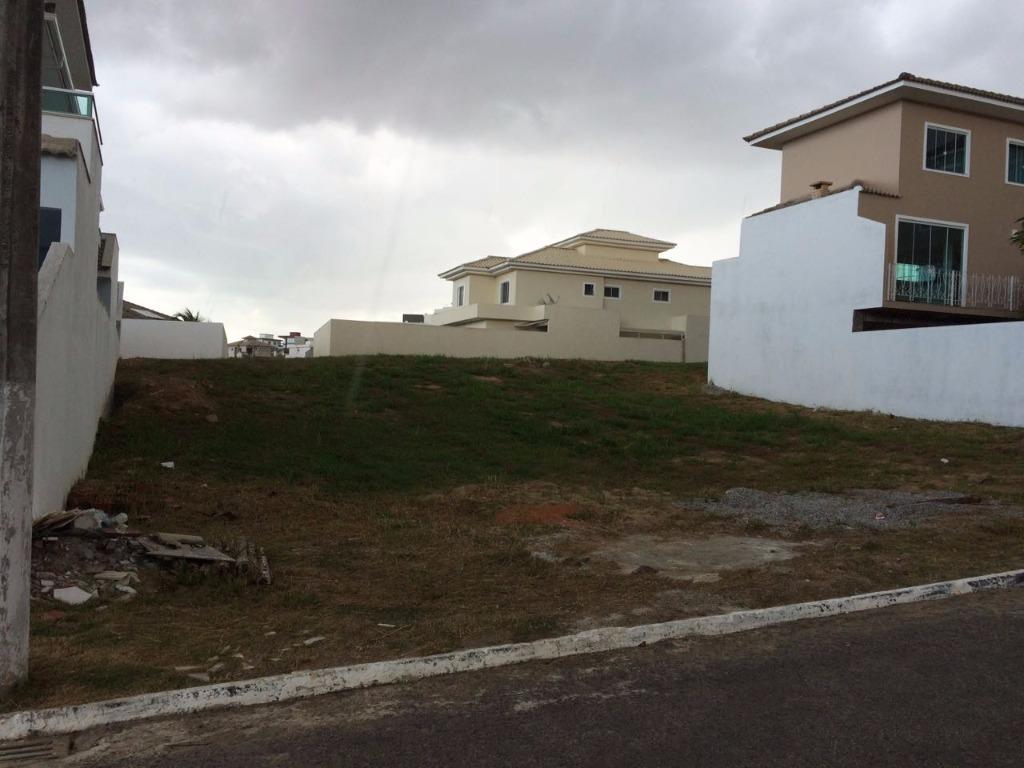 Terreno residencial à venda, Vale dos Cristais, Macaé.