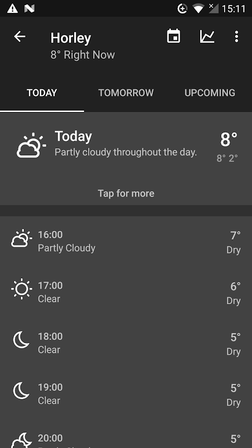 Forecast - Weather & Widgets Screenshot 3
