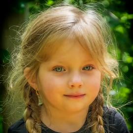 Gianna by Joe Saladino - Babies & Children Child Portraits ( granddaughte, girl, portrait, family, child )