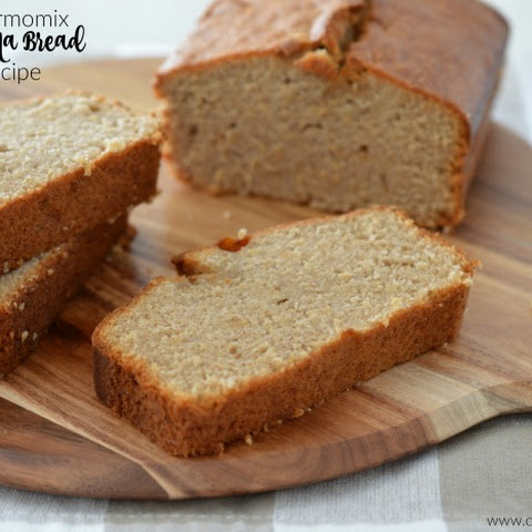 The Best Thermomix Banana Bread
