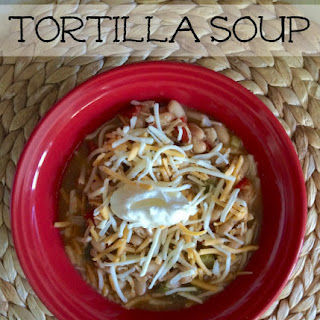 Great Northern Bean Tortilla Soup Recipes
