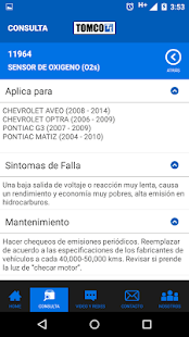 Tomco Fuel Injection APK for Kindle Fire