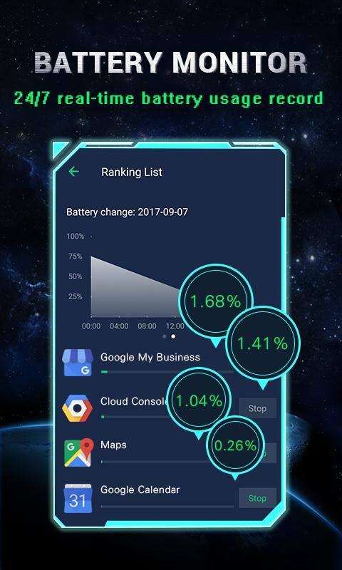 Power Battery - Battery Life Saver & Health Test Screenshot 3