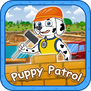 Puppy Patrol Games: Building Machines