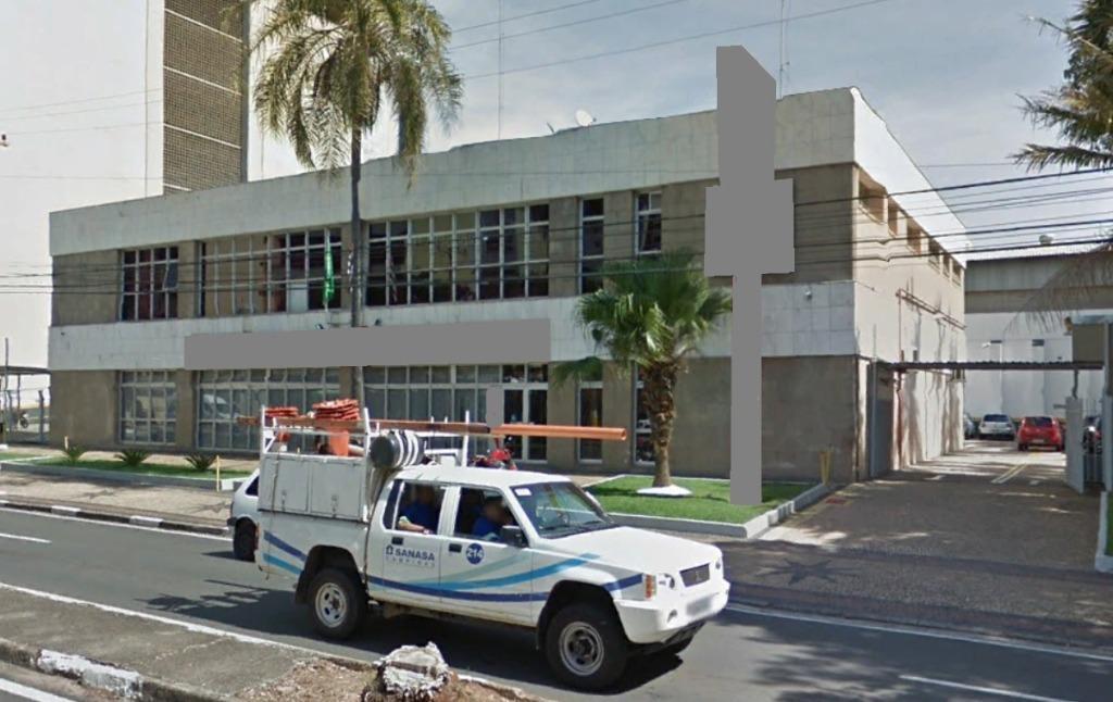 Salão à venda, 1200 m² por R$ 16.500.000,00 - Taquaral - Campinas/SP