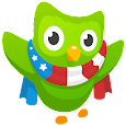 Learn English with Duolingo