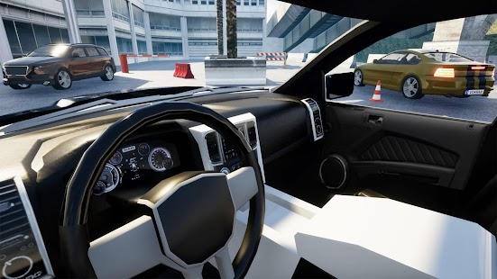 APK Game Car Parking 3D HD for BB, BlackBerry