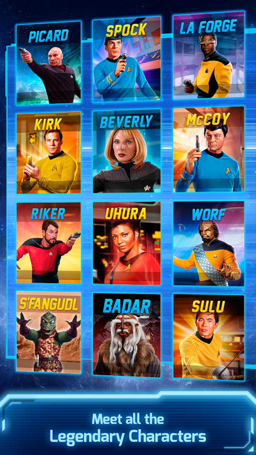Star Trek ® - Wrath of Gems Screenshot 13