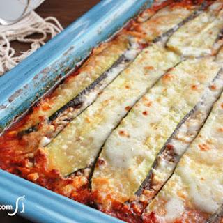 Vegetarian Lasagna Zucchini Ricotta Cheese Recipes