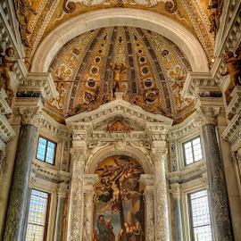 Basilica di San Giovanni e Paolo, Venice by Cristian Peša - Buildings & Architecture Places of Worship ( venice curch, church, venice, san giovanni e paolo, basilica )