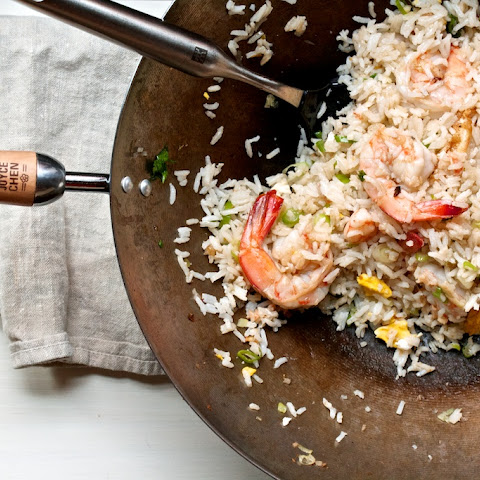 Thai-Style Shrimp Fried Rice
