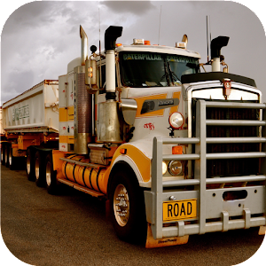 Road Train. Diesel Wallpapers for PC-Windows 7,8,10 and Mac