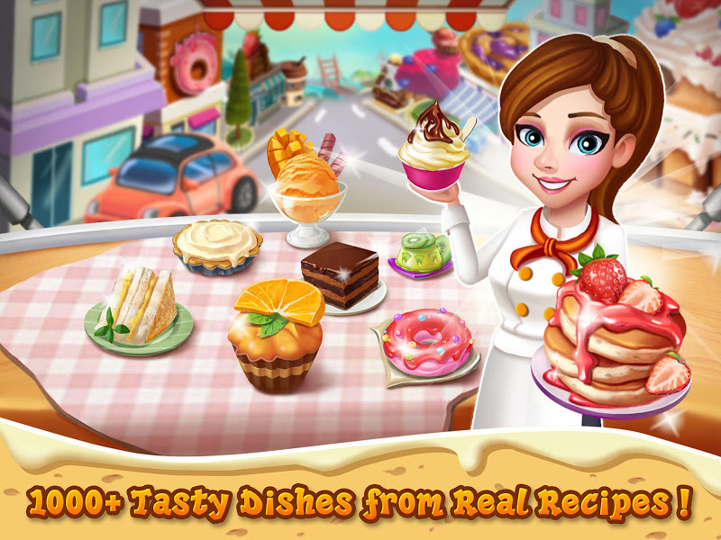 Rising Super Chef 2 : Cooking Game Screenshot 5