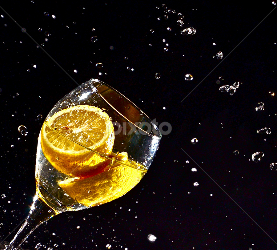 Water That Explodes In Your Mouth... by Craig Luchin - Food & Drink Alcohol & Drinks