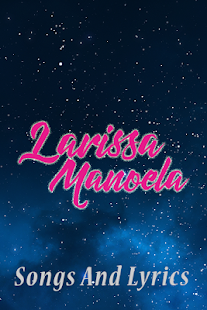 LARISSA MANOELA MUSIC - screenshot