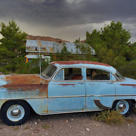 Nelson Ghost Town, NV by Stephen Terakami - Novices Only Landscapes ( las vegas, nevada, nelson ghos town nevada las vegas, ghost town, nelson )