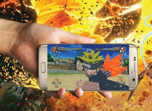 Guide Naruto Ninja Storm 4 Shipuden Ultimate Ppssp apk screenshot