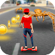 Hoverboard Racing Spider Attack APK