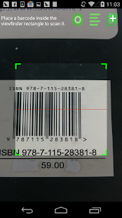 App Barcode Scanner Pro apk for kindle fire