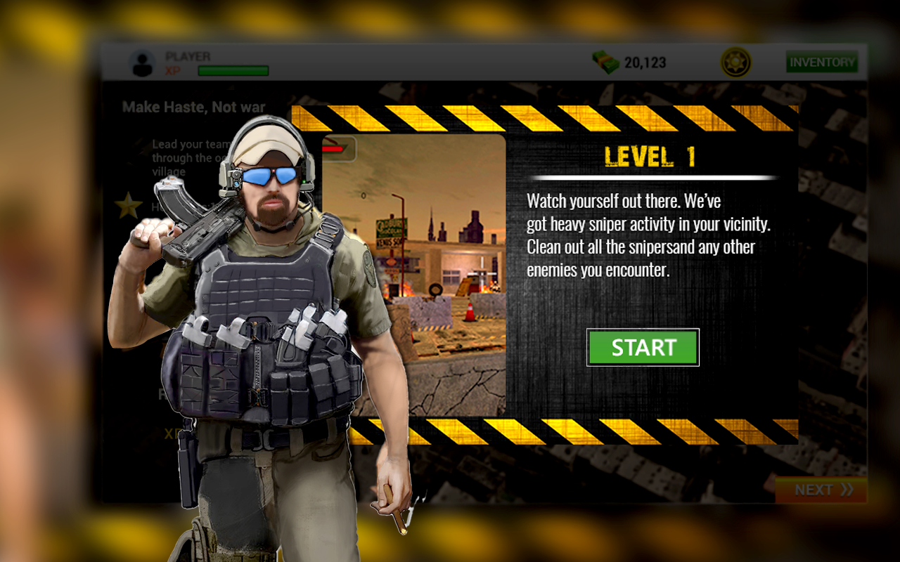 Army Commando Assault Screenshot 9