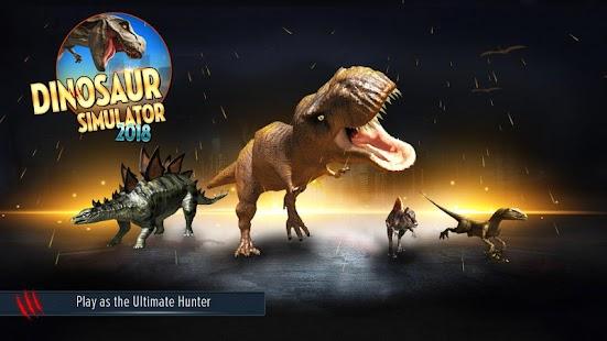 Dinosaur Games - Free Simulator 2018 for pc