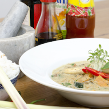 Authentic Thai Cooking