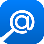 Search Mail.Ru: Fast Internet Search in your Phone Icon