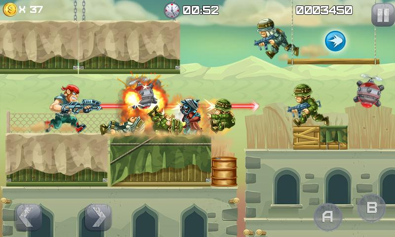 Metal Soldiers Screenshot 5