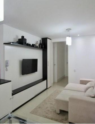 Apartamento com 3 dormitórios à venda - Residencial Villa Flora - Sumaré/SP